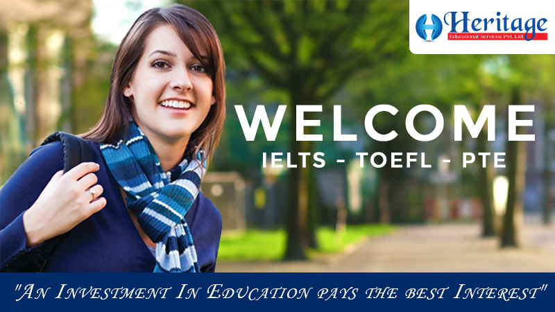 Book your seats now for IELTS, PTE and TOEFL