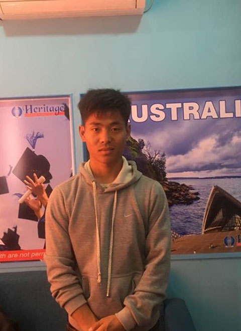 Australia Visa Approved Students
